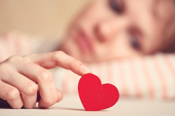 真実の愛にたどり着いて(写真:iStock)