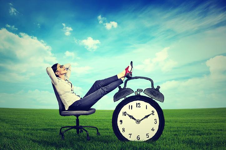 短時間睡眠で自由時間を手に入れよう(写真:iStock)