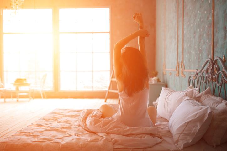寝不足とストレスは大敵(写真:iStock)