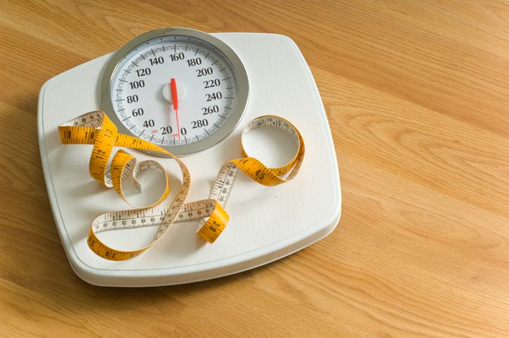 3カ月で20キロ減のダイエットに成功(写真:iStock)