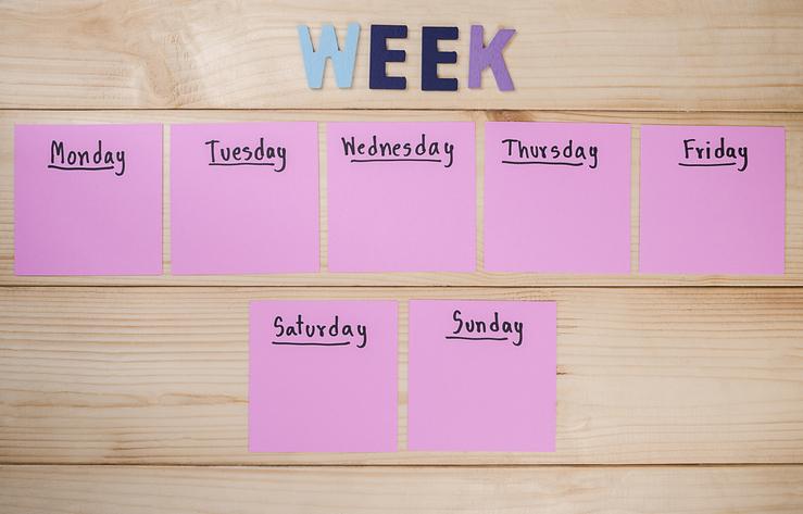 1週間のダイエットスケジュールをご紹介(写真:iStock)