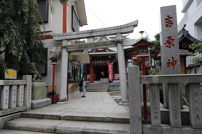 吉原神社(C)コクハク
