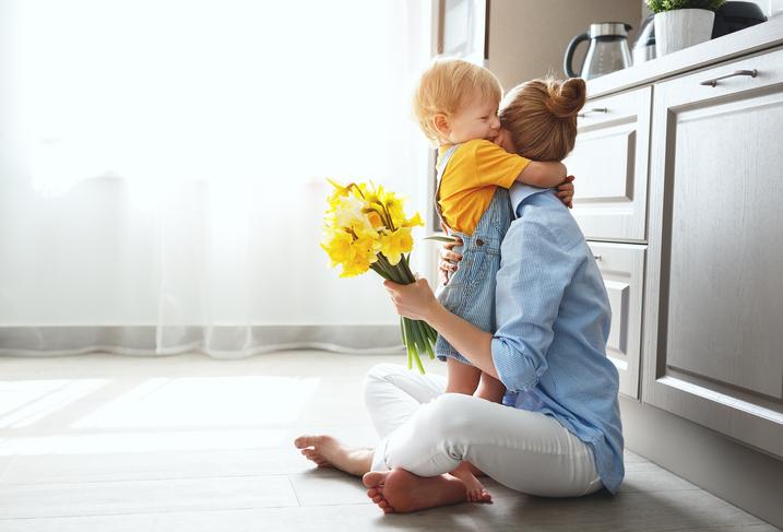 もっともっと気楽な育児が出来ますように(写真:iStock)