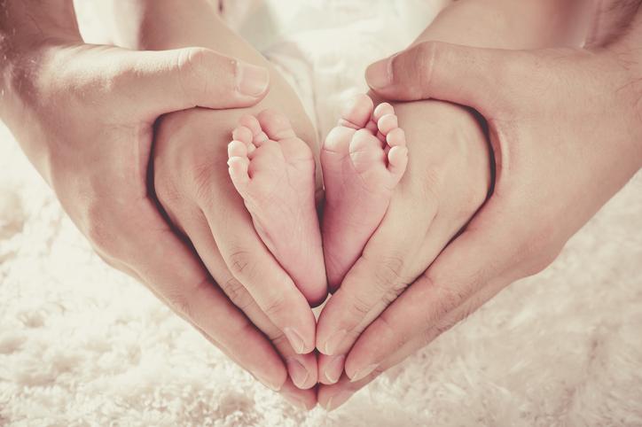 子どもが健やかに育つことが大切(写真:iStock)