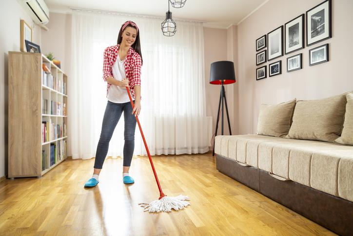 一人暮らしは家事スキルをあげるチャンス(写真:iStock)