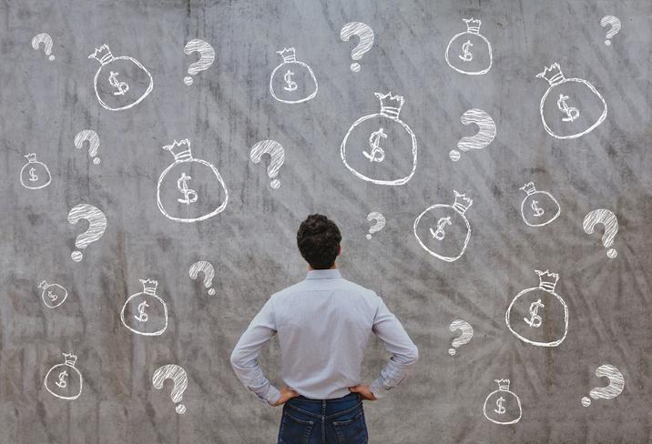 元妻に家計を任せていたら貯蓄がゼロなんてことも(写真:iStock)