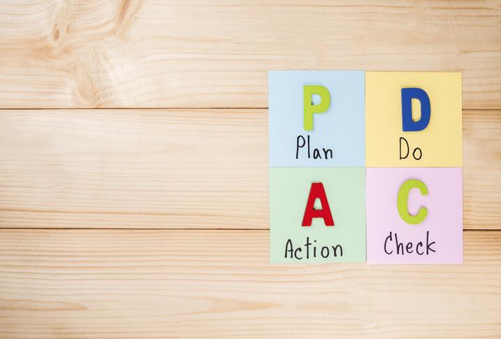 PDCAってよく聞くけど…(写真:iStock)