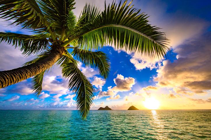 ハワイ語で<天国の海>/(写真:iStock)