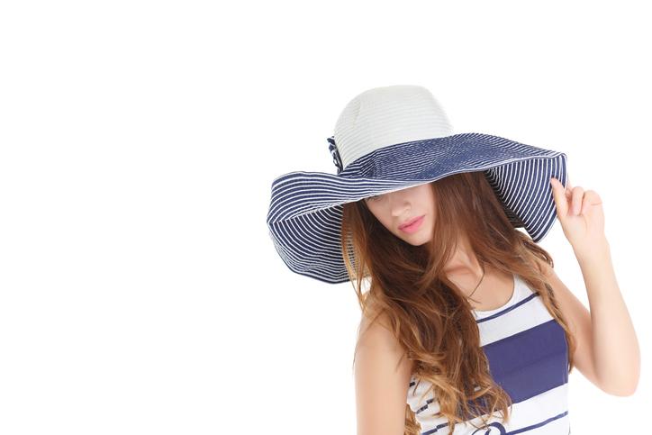 「女優帽」なんて呼び方も…(写真:iStock)