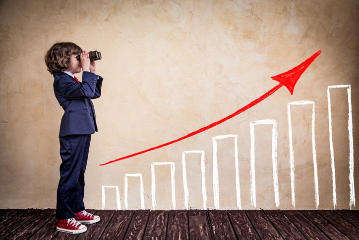 ペースに合った進級が成長を早める(写真:iStock)