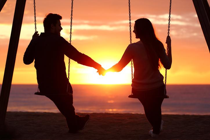 お互いのバランスを保つことが大切(写真:iStock)