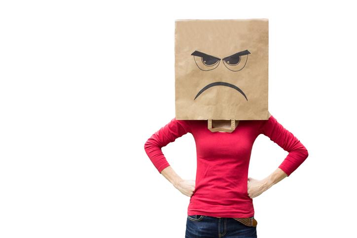 人前でも露骨に不機嫌だから周りの評価は最悪(写真:iStock)