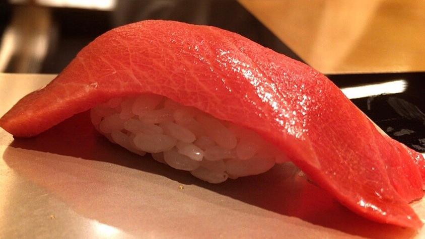 モチロンお寿司も好き(C)小悪魔ドルチェ寿司
