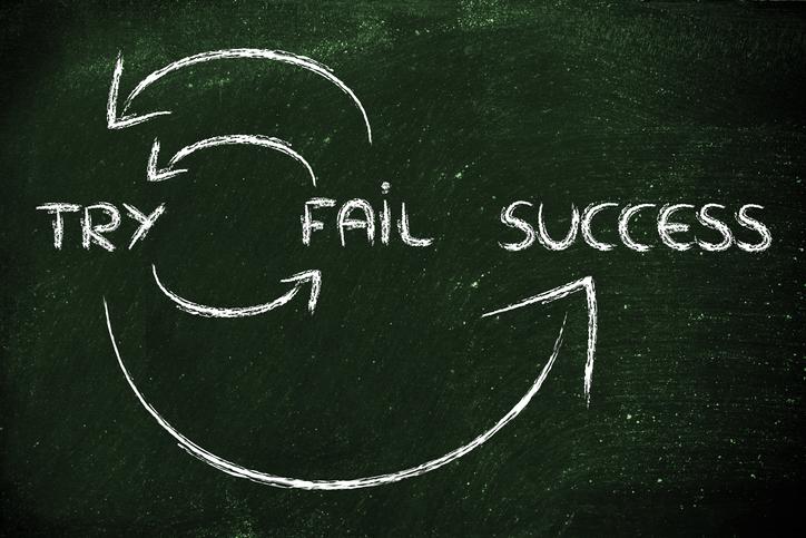 失敗の中から成長していくメンタルが大切(写真:iStock)