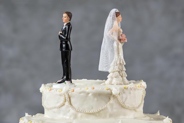 夫と妻で違ってくる離婚の原因とは(写真:iStock)