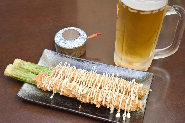 合うお酒=ビール、ハイボール/(C)コクハク