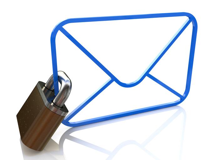 メッセージアプリにパスワード(写真:iStock)