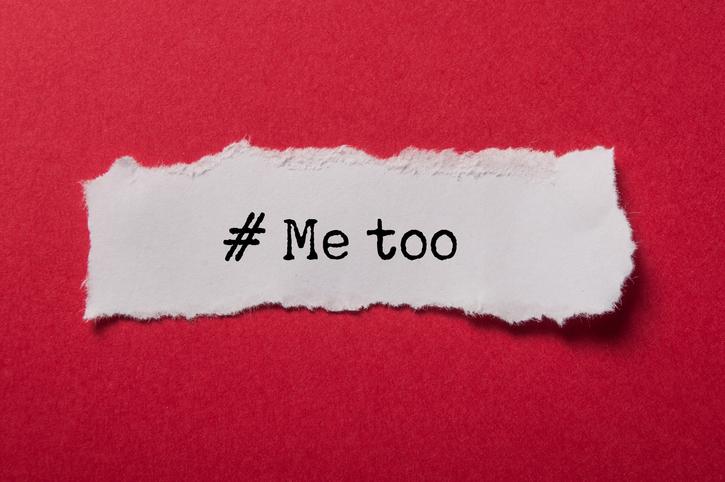 #METOOが大きなムーブメントに(写真:iStock)