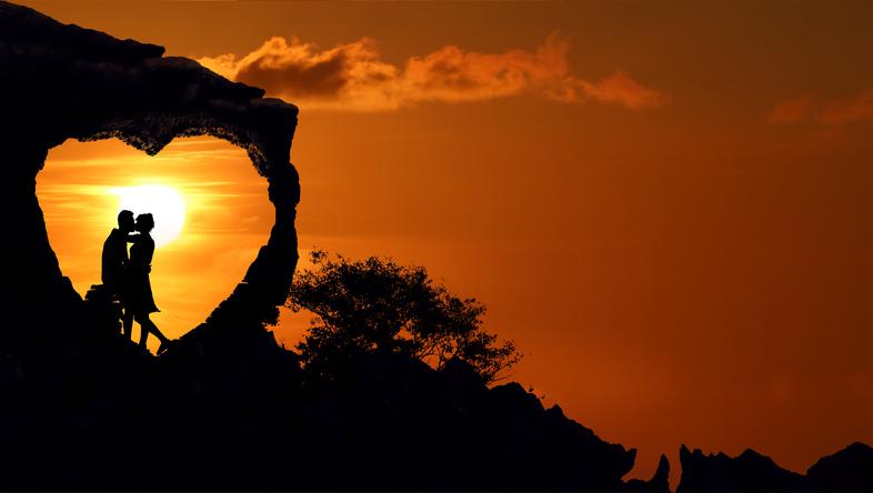 男性が愛情を表現してくれれば(写真:iStock)