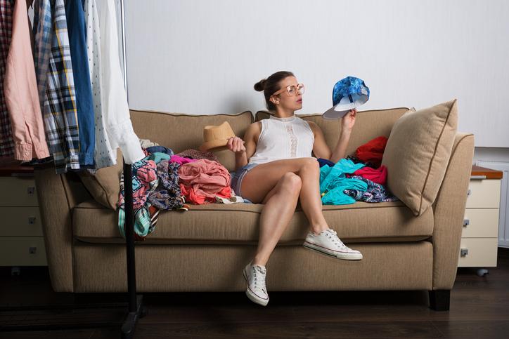 家事をしないうえに暴言を吐く妻に我慢の限界(写真:iStock)