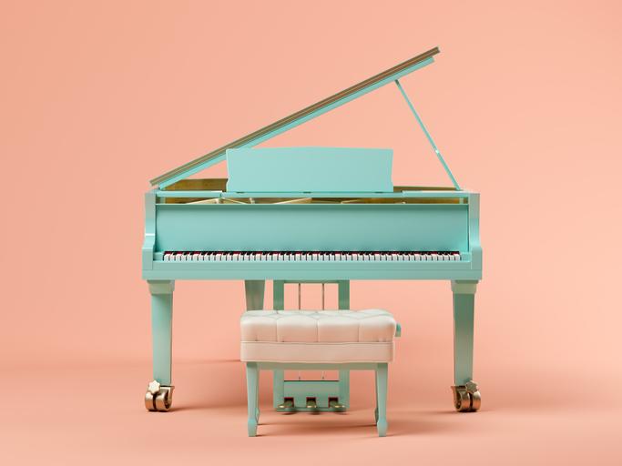 習い事の王道「ピアノ」(写真:iStock)