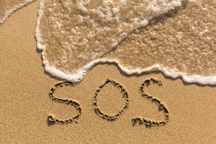 その言動、SOSサインかも(写真:iStock)