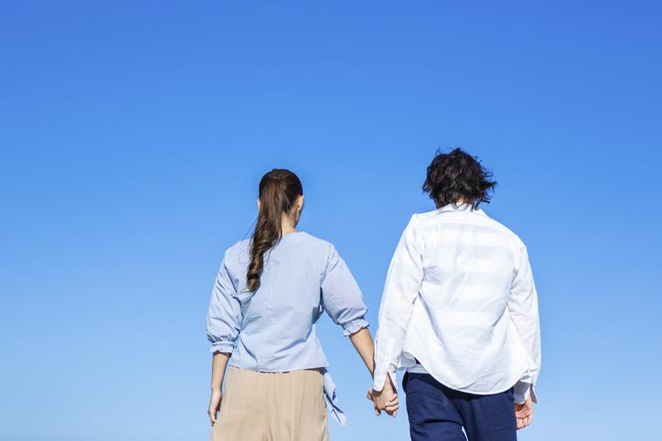 統計を見ても5年以内の再婚率は高い(写真:iStock)