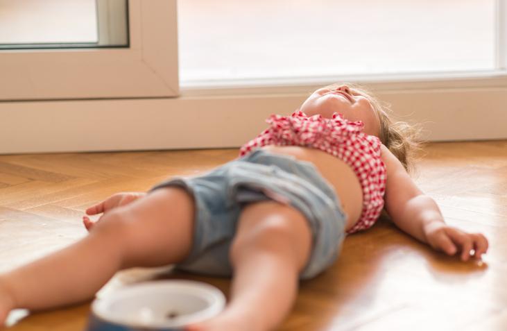眠い時や嫌なことがあった時に…(写真:iStock)