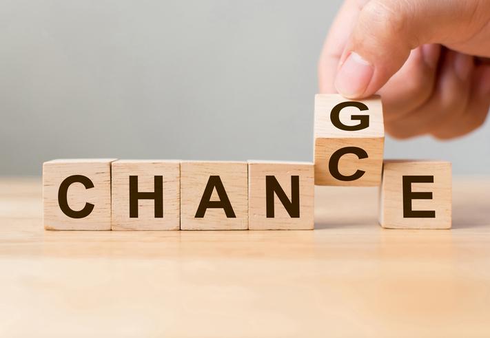 自分が変われば未来も変わるはず(写真:iStock)