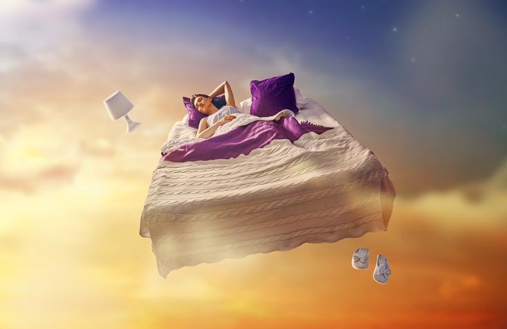 眠るときも「キレイ」を忘れない(写真:iStock)