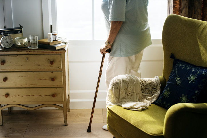 親の介護でもめないために大切なこととは(写真:iStock)