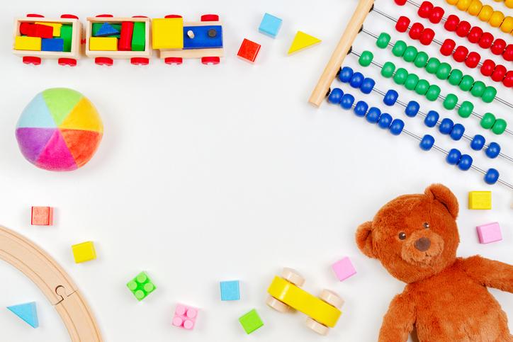 子どもたちが好きな遊びを選択できる空間を(写真:iStock)