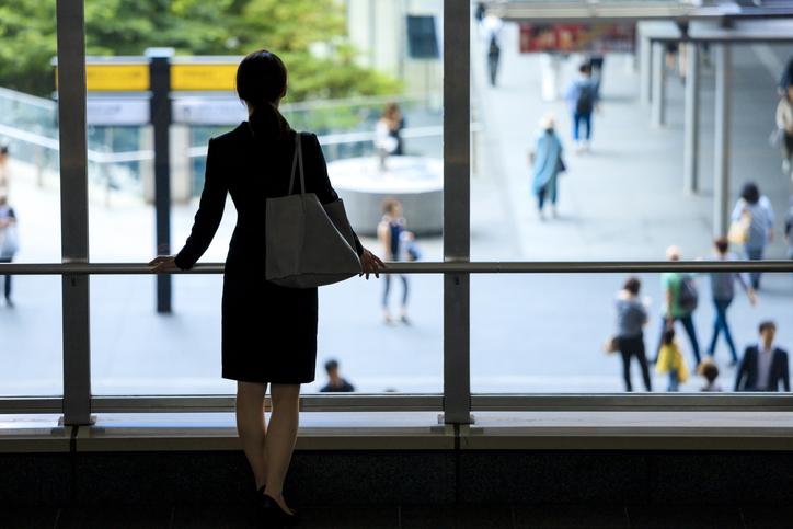 """都会の""""普通の女""""が素敵な出会いをするには(写真:iStock)"""