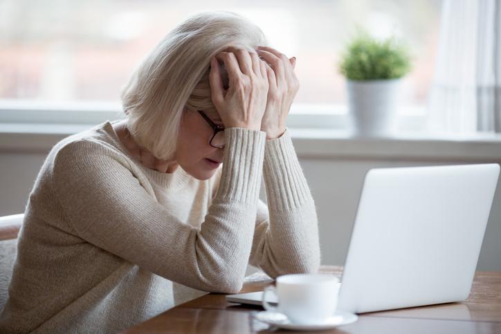 「疲れた」という気持ちに罪悪感を持つ必要はない(写真:iStock)