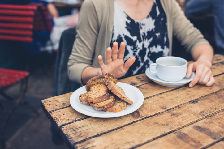 食事制限をしてみたけれど変化ナシ(写真:iStock)