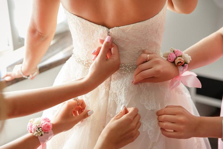 誰もがウエディングドレスに憧れるわけじゃない(写真:iStock)
