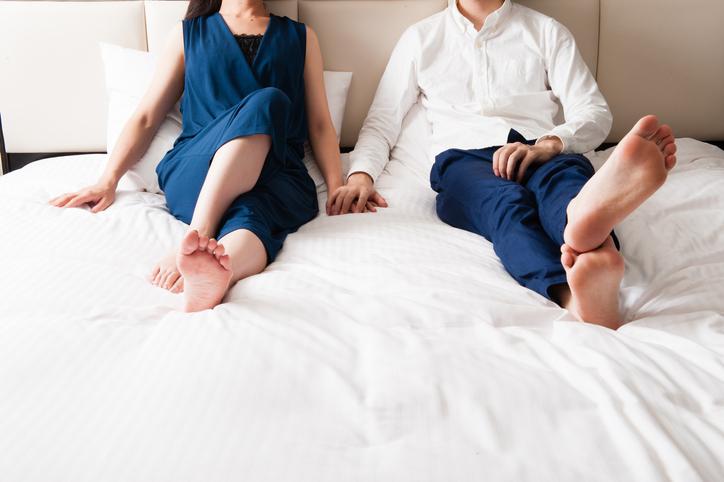 二人で補い合うのが夫婦なのかな(写真:iStock)