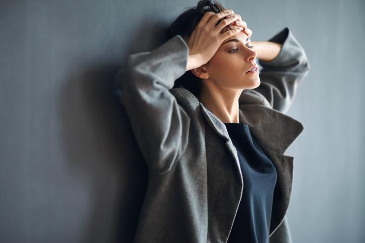 しっかりしてると思われがちな女性は……(写真:iStock)