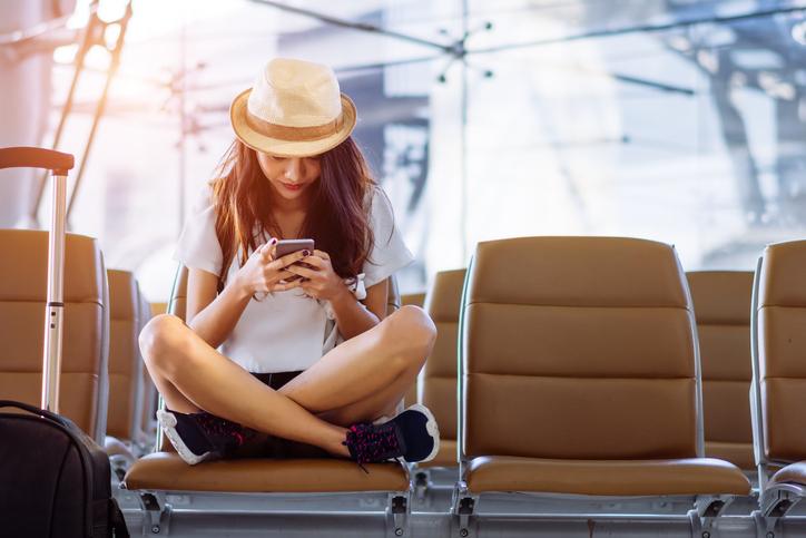 ひとり旅の心細さも癒される(写真:iStock)