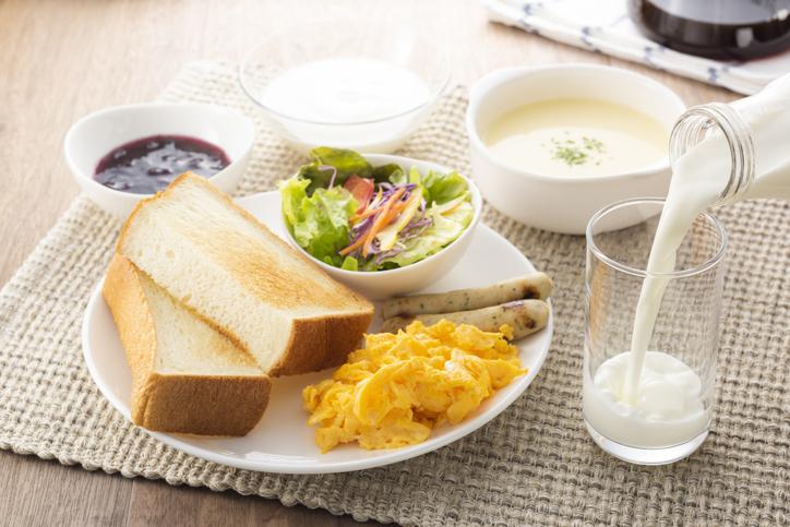 食生活を見直して自律神経を整える(写真:iStock)