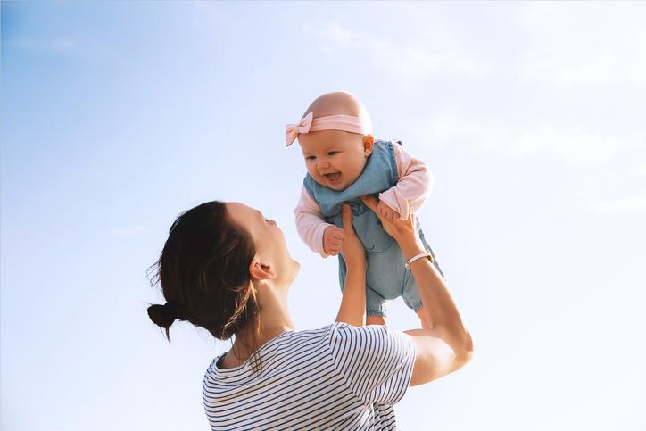 子供好きかと思いきや…(写真:iStock)