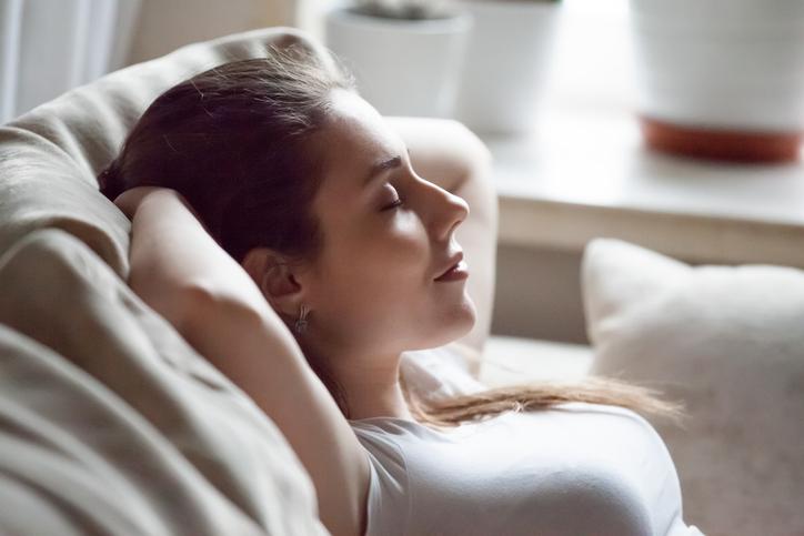 ストレスの原因を冷静に見直すことも(写真:iStock)