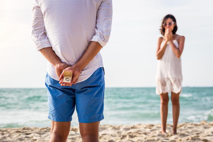 男性がプロポーズしたくなる女性ってどんな人?(写真:iStock)