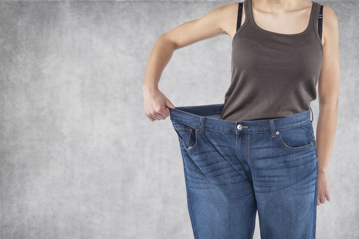 どこまで痩せられるかな?(写真:iStock)