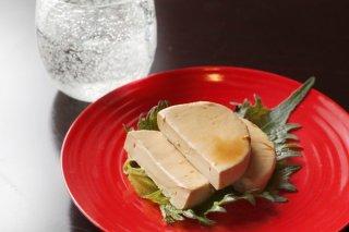 「クリームチーズ醤油漬け」味噌漬けよりもシャープな風味に