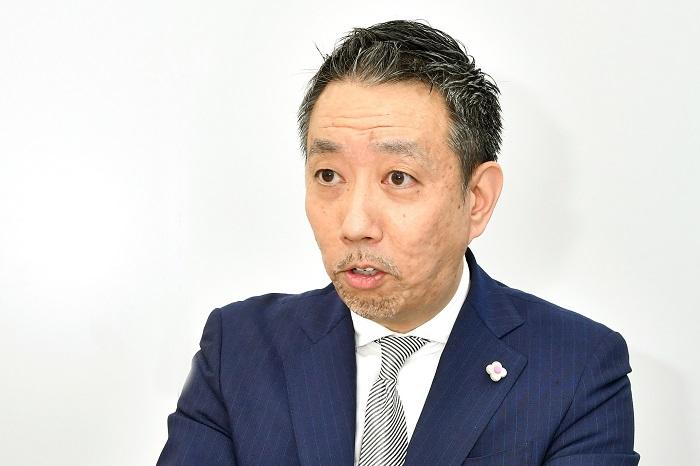 順天堂大学医学部附属浦安病院小児科の西﨑直人准教授(C)コクハク