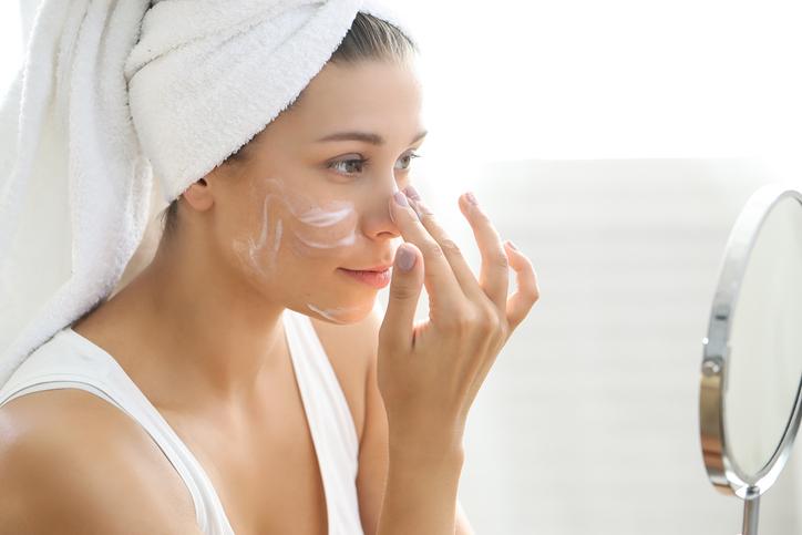 メリットを生かして美肌をゲット(写真:iStock)