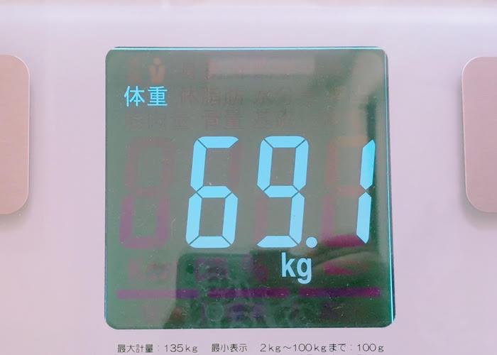体重が減らない…(写真:東城ゆず)