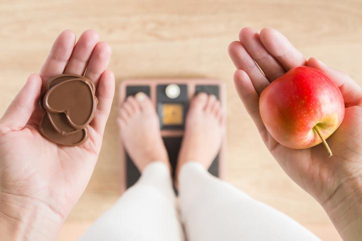 太るポイントを理解していれば健康的な体を維持できる(写真:iStock)