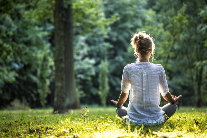 ひと呼吸…そして前進あるのみ(写真:iStock)